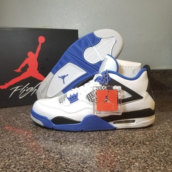 44188f1cb04 Jordan Shoes | Nike Air 4 Iv Retro Motorsport 308497117 | Poshmark
